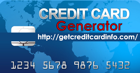 Fake credit card to verify age